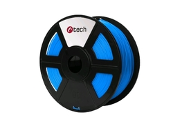 PLA BLUE modrá C‑TECH, 1,75mm, 1kg