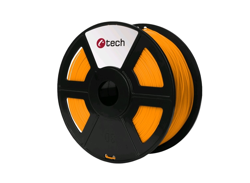 ASA ORANGE oranžová C-TECH, 1,75mm, 1kg
